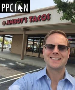 PPC Ian At Jimboy's Tacos