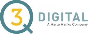 3Q Digital Harte Hanks Logo