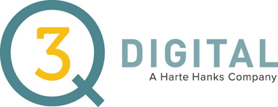 3Q Digital Harte Hanks Logo
