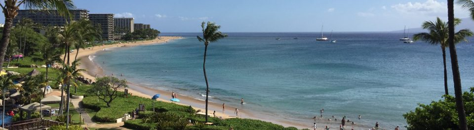 Maui Sheraton Black Rock View