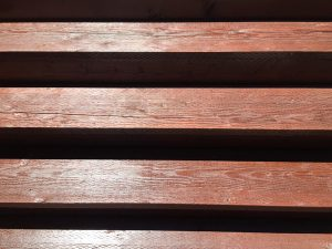 Wood Stairs 2