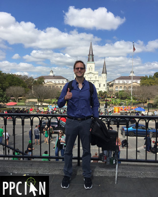 Ian Lopuch New Orleans
