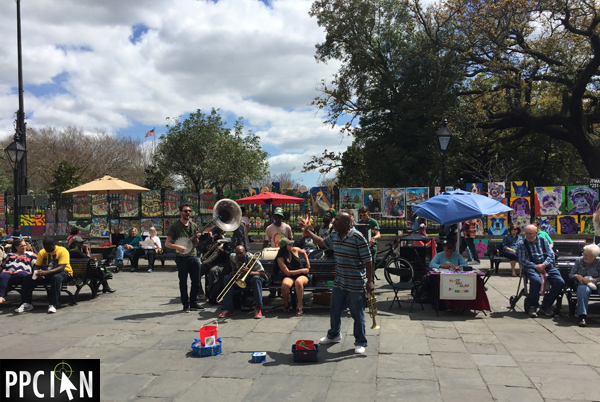 Jackson Square Jazz Music