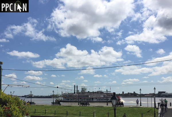 New Orleans River Boat