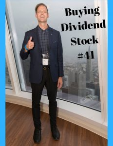 Dividend Stock Number 41 Ian Lopuch